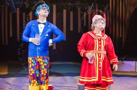 A Behind-the-Scenes Look at the Big Apple Circus