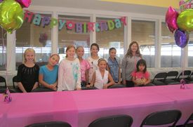 Equestrian Center In Rockland Available For Birthday Parties Year Round
