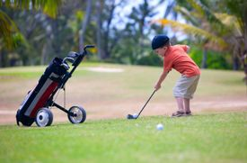 How Children Learn Golf Through Play