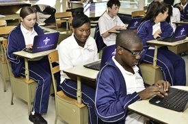 Innovative Technology Added to Area Classrooms