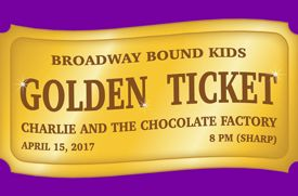 Kids Can Win Tickets to See 'Charlie and the Chocolate Factory' on Broadway