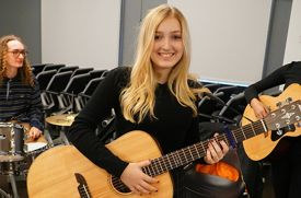 Winners of 'My NYC Song' Teen Songwriting Contest Announced