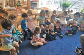 Learn a New Language (Or Two) at Pusteblume International Preschool near Union Square