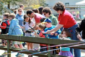 Cold Spring Harbor Fish Hatchery Now Offering Fishing Birthday Parties