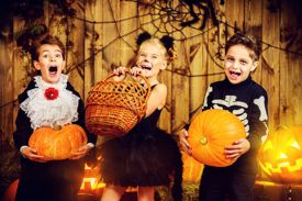 Your Child's Halloween Costume Choice Can Help Reveal Their True Self