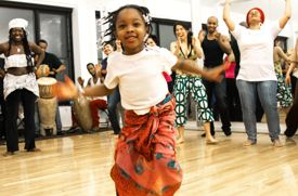 Cumbe: Center for African and Diaspora Dance Reopens in Bed-Stuy