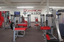 Dominican College in Orangeburg Opens Fitness Center to Students, Summer Campers, and the Community