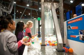 Family Outing: Stepping Stones Museum for Children