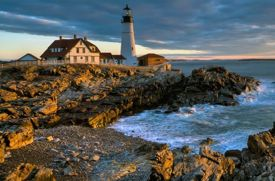 Family Travel: Maine's Kennebunk Region