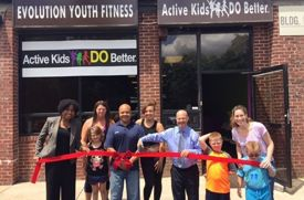 Youth Gym Offers Program for Those with ASD