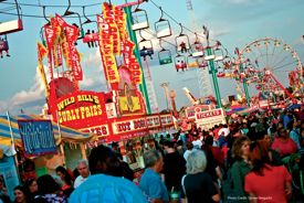 State Fair Meadowlands Opens Today