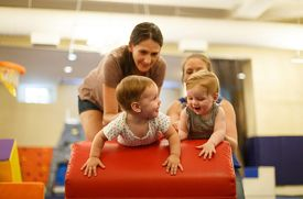 Fun Fit Kids Opens on Upper West Side and Develops Program for Kids With Special Needs