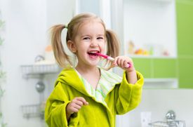 Tips to Keep Kids' Teeth Healthy