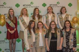 14 Rockland County Girl Scouts Win Gold Awards for Outstanding Achievements