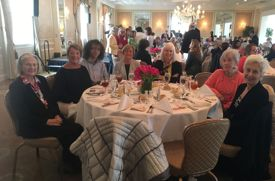 Greenwich Hospital Honors 140 of Its Volunteers with a Luncheon