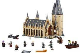 Lego to Release New Harry Potter Sets