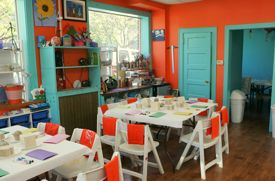 Creative Corner Adds After-School Art Classes and Playdate Programming