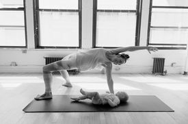Just Like Om Yoga Studio Opens in Chelsea, Offers Baby Wearing Classes