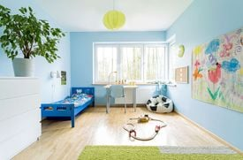 How to Green Your Kids Room