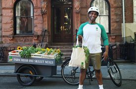 Knorr to Deliver Free Local Fresh Produce in Manhattan for National Farmers Market Week