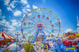 New Attractions Are Coming to Coney Island's Luna Park