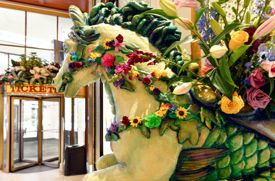 Macy's Flower Show Set to Open Soon
