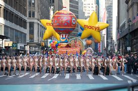 Lineup Revealed for the 90th Macy's Thanksgiving Day Parade