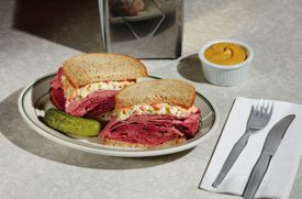 'The Marvelous Mrs. Maisel' Partners with Carnegie Deli to Bring Pop-Up Diner Experience to NYC Dec. 1-8