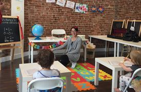 Ume Ume Music + Arts of Park Slope Offers New 'Jump Start' Preschool Alternative Program
