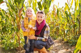 Family-Friendly Corn Mazes in the NYC Area
