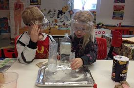 My Spectrum School Offers Gifted & Talented Early Childhood Education