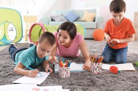 The Benefits of Choosing a Nanny Share as Your Child Care Option