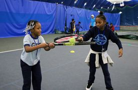 Cunningham Tennis Summer Camp Adds STEAM Program