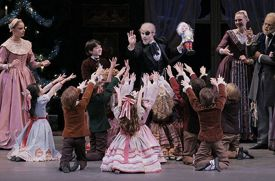 'The Nutcracker' Performances In New York City