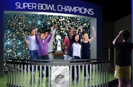 Ultimate NFL Experience Coming to Times Square