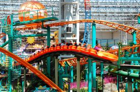 A Nickelodeon Universe Theme Park is Coming to New Jersey This Fall