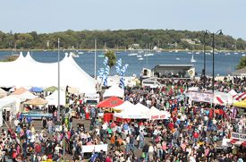 Fall Food Events and Festivals in the New York Area