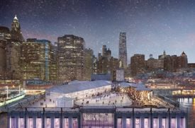 Seaport District Announces Seaport Winter 2018 Featuring Christmas Tree and Menorah Lightings