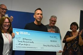 Coney Island Polar Bear Plunge Donates More Than $60,000 to Local Organizations