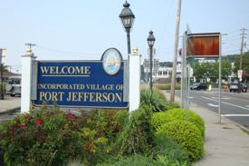 Exploring Port Jefferson, Long Island With Kids