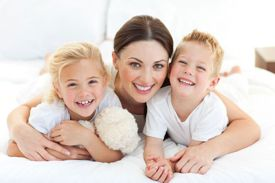 Redbook Magazine Survey: What does a stay-at-home-mom do?