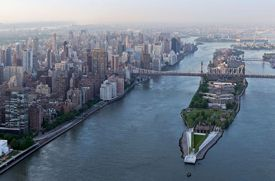 8 Things to Do on Roosevelt Island with Kids