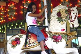 Carousels in Rockland and Westchester Counties