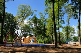 Sands Point Preserve Opens Woodland Playground