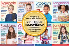 NYMetroParents Wins 8 Awards At the 2018 Parenting Media Association Banquet
