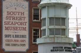 South Street Seaport Museum Celebrates Its 50th Anniversary