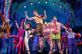 Brunch & Bikini Bottom: A Mother-Daughter Broadway Outing
