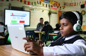 Blended Learning: An Approach that Integrates Technology with Traditional Teaching