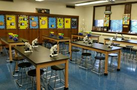 St. Kevin Catholic Academy in Flushing Installs New Science Lab