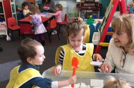Temple Beth Sholom Nursery School Registration Now Open